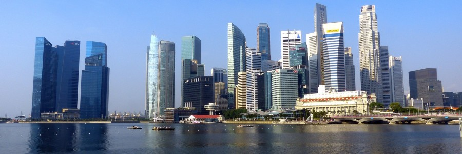 Singapore – The Regional Headquarters of Major MNCs